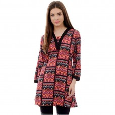 Casual Paisley Women's Kurti By Shipgig
